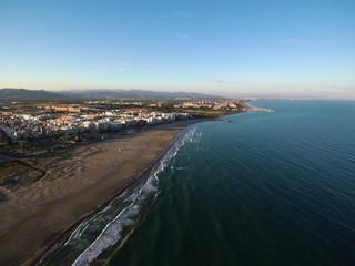 Puerto de  Sagunto es un núcleo del municipio de Sagunto, en la Comunidad Valenciana, España, que está ubicado en la desembocadura del río Palancia y al norte de la provincia de Valencia