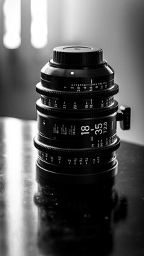 Sigma Cine Zoom 18-35mm T2