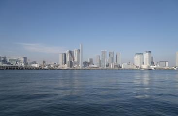 東京風景 晴海