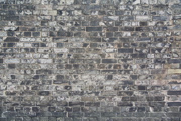 Grey Brick Wall for 3D Texture