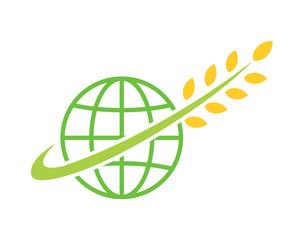 wheat globe 1