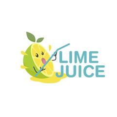Fruit Juice Logo