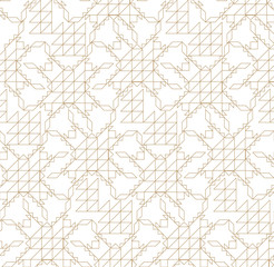 Gold geometric simple minimalist pattern. Line background for wallpaper, texture, backdrop, template, cover page design, card, poster.
