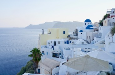 Oia, pronounced Ia, is the most famous of all villages of Santorini. It is known throughout the world for its quiet life and fantastic sunset.