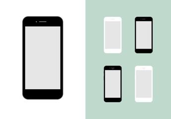 Modelli vettoriali bidimensionali per dispositivi mobili