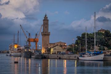 Porto Pi Lighthouse Illes Balears Spain