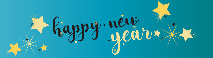 "banner ""happy new year"""