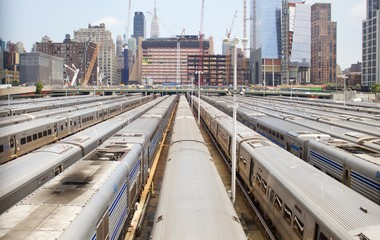New York Subway Cars