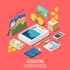 Accounting Elements Conceptual Background