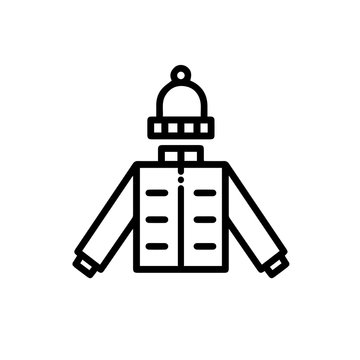 Sweater vector icon