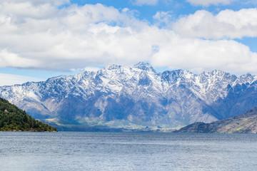 Glacier Mountain, Queenstown, New Zealand
