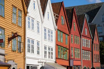 Hanseatic Buildings of Bryggen