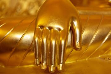 The Golden Buddha's Hand