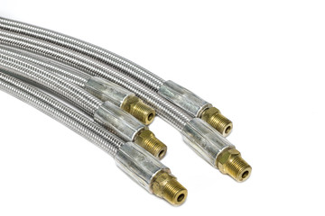 Hydraulic hoses and flexible object for industry.