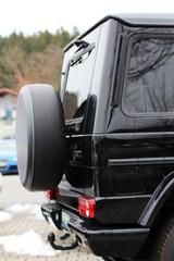 Luxus Geländewagen