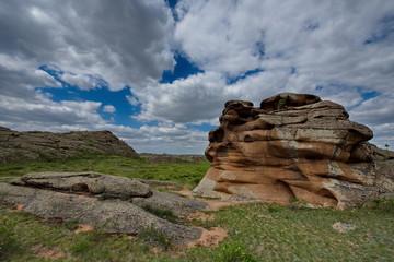 Eastern Kazakhstan, national natural Park Bayanaul