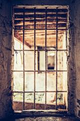 Finestra della Prigione Abbanonata