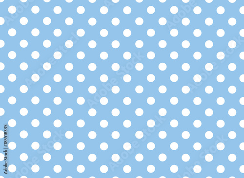 Light Blue Polka Dot Background Stock Photo And Royalty Free Images