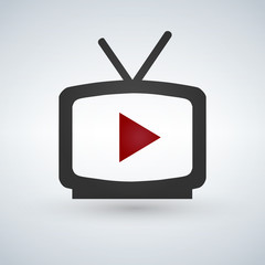 video play icon.