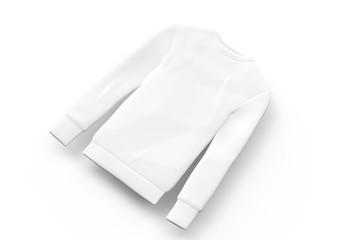 Sweatshirt template mockup
