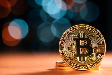 Bitcoin BTC cryptocurrency