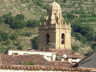 Mirambel. Pueblo de Teruel  (España) en la comunidad autónoma de Aragón dentro de la comarca del Maestrazgo