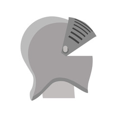 Helmet knight vector armor illustration