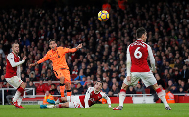 Premier League - Arsenal vs Liverpool