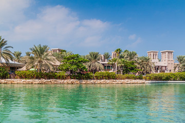 Madinat Jumeirah in Dubai, UAE