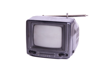 Old small TV