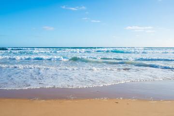 Beautiful beach in the coastal of Phillip Island, Victoria state of Australia.