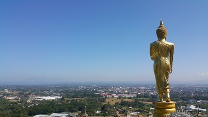 Statue of the Buddhism