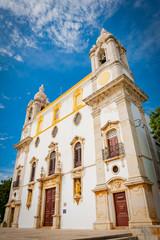 Portugal Carmo Church in Faro