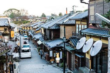 京都 二年坂 二寧坂
