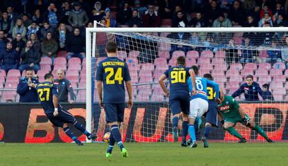 Serie A - Napoli vs Sampdoria