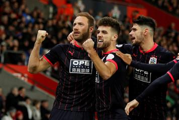 Premier League - Southampton vs Huddersfield Town