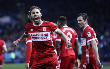Championship - Sheffield Wednesday vs Middlesbrough