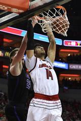 NCAA Basketball: Grand Canyon at Louisville