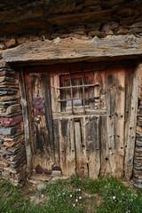El Muyo stone village in Segovia, Spain