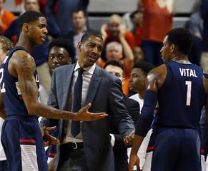 NCAA Basketball: Connecticut at Auburn