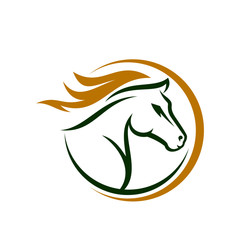 line art logo vector