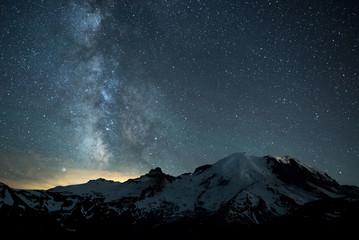Mt. Rainer MilkyWay