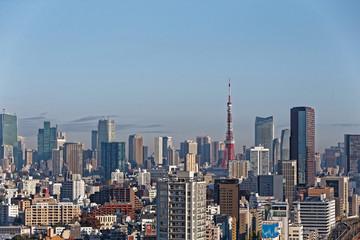 東京 街景色