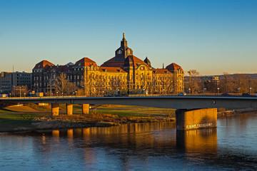 Blick auf sie Sächsische Staatskanzlei