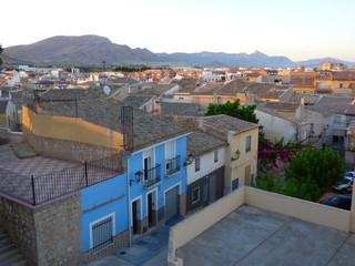 Monforte del Cid es un municipio de la Comunidad Valenciana, España. Situado en el interior de la provincia de Alicante, en la comarca del Medio Vinalopó