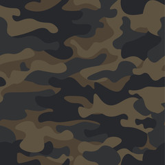 Mountain Seamless Camouflage Pattern with abstract lines for Army Clothing and apparels. Camouflage pattern background seamless vector illustration. Abstract Vector Military Camo Background.