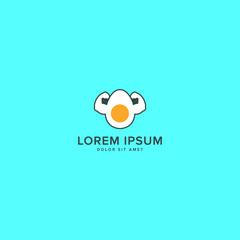 egg fitness logo