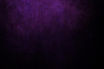 dark purple grungy background with spotlight background
