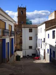 Ayora, pueblo de España situada al suroeste de la provincia de Valencia, en el centro de la Comunidad Valenciana