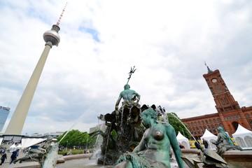 ドイツ, ベルリンの世界遺産